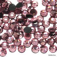 Стразы горячей фиксации DMC, ss16(4 мм), Стекло, Цвет: Розовый (1440 шт.)
