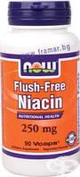 Flush-Free Niacin 250 mg (90 vcaps)