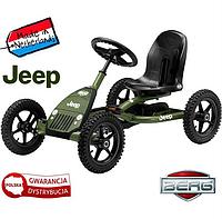 Велокарт Jeep® Junior 3-8 лет Berg 24.21.34.01, фото 1