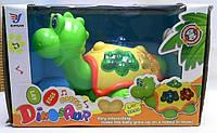 Игрушка музыкальная, черепаха, свет, 28802