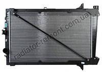 Радиатор DAF 85CF ( с рамкой)