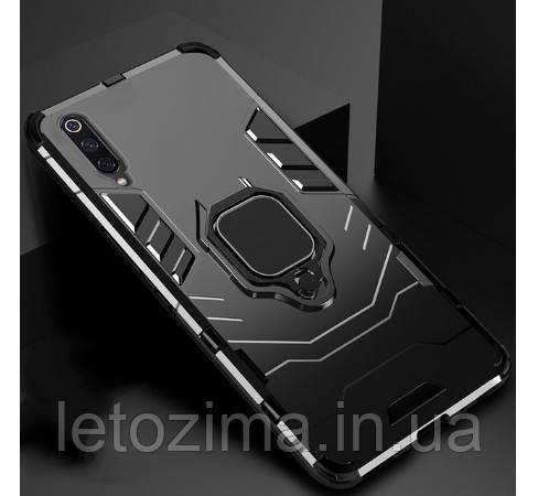 Протиударний чохол для Samsung Galaxy A40 (чорний)