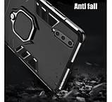 Протиударний чохол для Samsung Galaxy A40 (чорний), фото 4