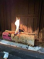 Римская свеча для камина N3 ( Large ) горит 1,5 часа