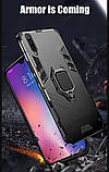 Протиударний чохол для Samsung Galaxy A40 (чорний), фото 5