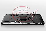 Протиударний чохол для Samsung Galaxy A40 (чорний), фото 7