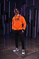 Мужской спортивный костюм, чоловічий костюм Balenciaga (худи+штаны)