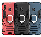 Протиударний чохол для Samsung Galaxy A40 (чорний), фото 8