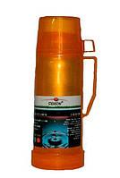 Термос пластиковый питьевой 0,5 литра (стеклянная колба) Stenson