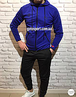 Мужской спортивный костюм Puma Ferrari Blue