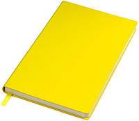 Блокнот Thinkme Funky желтый с мягкой обложкой