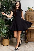 Платье Шайн 02703 - черный: 44,46,48,50, фото 1