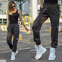 """Спортивні штани жіночі мод. 204 (42, 44, 46, 48) """"VALENTINA"""" недорого від прямого постачальника, фото 1"""
