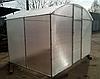 Теплица 3х4 с Прямыми Стенками, Поликарбонат 4мм, фото 7