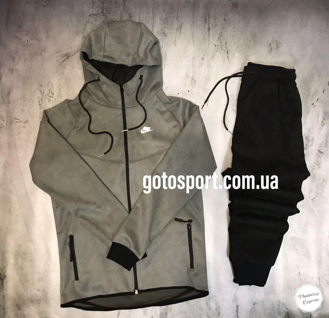 Мужской спортивный костюм Nike Suede Leather