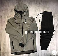 Мужской спортивный костюм Nike Suede Leather, фото 1