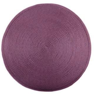 Подставка под горячее, круглая, фиолетовый