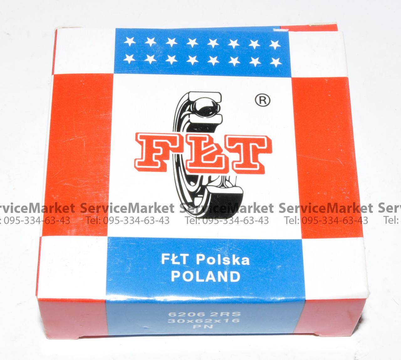 Подшипник стиральной машины FLT 6203 Poland