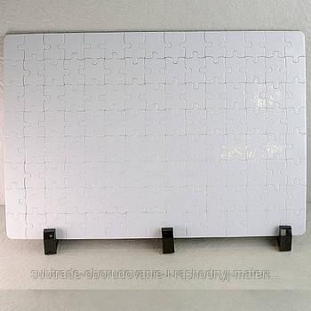 Пазл сублимационный А4 перламутр 29*20см (120эл)