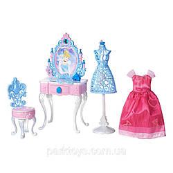 Disney Princess Cinderella's Enchanted Vanity SetТуалетний столик Попелюшки (Туалетный столик Золушки)