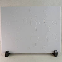 Пазл сублимационный картонный 25*18см (12эл)
