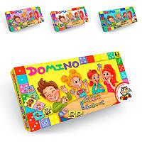 """Настільна гра """"Доміно"""", NEW, ДТ-ЛА-06-16"""
