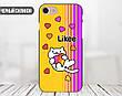 Силиконовый чехол для Apple Iphone 11 Pro Likee (Лайк) (4028-3441), фото 2