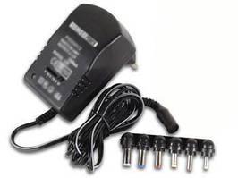 Универсальный блок питания адаптер 30W 2.5A 7-в-1 ABX YX668