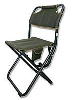 Раскладной стул туристический Ranger Sula RA 4410 с плечевым ремнем для переноски