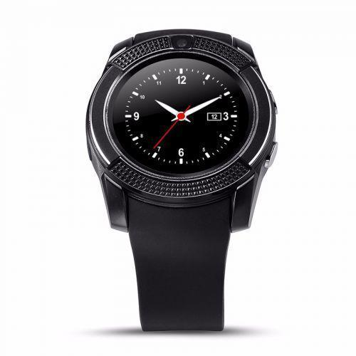 Умные часы Smart Watch UKC V8 Black