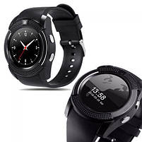 Умные часы Smart Watch UKC V8 Black, фото 2