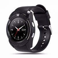 Умные часы Smart Watch UKC V8 Black, фото 3