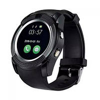 Умные часы Smart Watch UKC V8 Black, фото 4