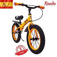 Испански детский Беговел-Велобег Racer BA14-04