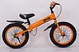Испански детский Беговел-Велобег Racer BA14-04, фото 8