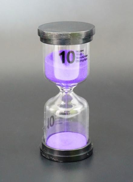 Пісочний годинник круглі 10 хвилин