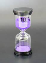 Песочные часы круглые 10 минут