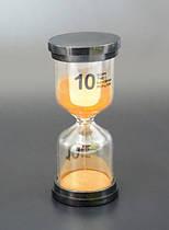 Песочные часы круглые на 10 минут