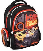 Рюкзак школьный Hot Wheels HW16-512S