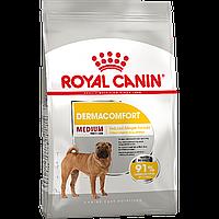 Royal Canin Medium Dermacomfort Сухой корм для собак с чувствительной кожей 10 кг