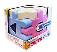"""Сортер """"Куб для принцессы"""", 5272Д"""