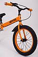 Испански детский Беговел-Велобег Racer BA16-04, фото 5