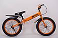 Испански детский Беговел-Велобег Racer BA16-04, фото 10
