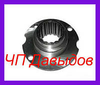 Фланец коленвала малый ЯМЗ H 6 D 90 трактора  Т-150 236-1005121