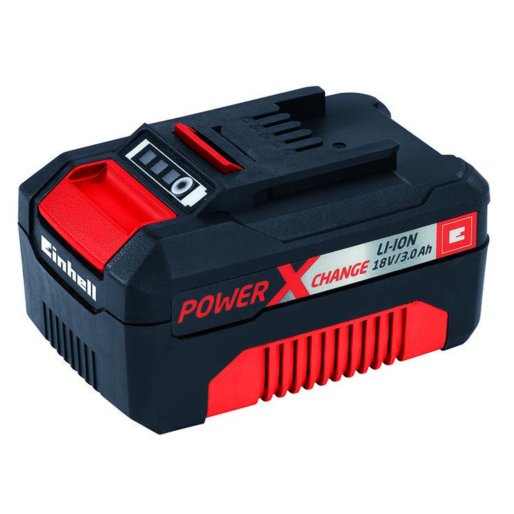 ✅Аккумулятор Einhell 18V 3,0 Ah Power-X-Change,