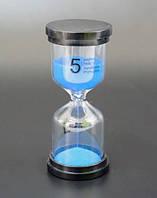 Песочные часы круглые 5 минут