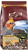 Корм для австралийского длиннохвостого попугая Versele-Laga Prestige Premium Australian Parakeet, зерновая смесь, 1 кг