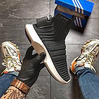 Кроссовки женские  Adidas Crazy 1 Adv Sock Primeknit, фото 1