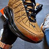 Кроссовки мужские  Nike Air Max 720-98 Brown Black., фото 4