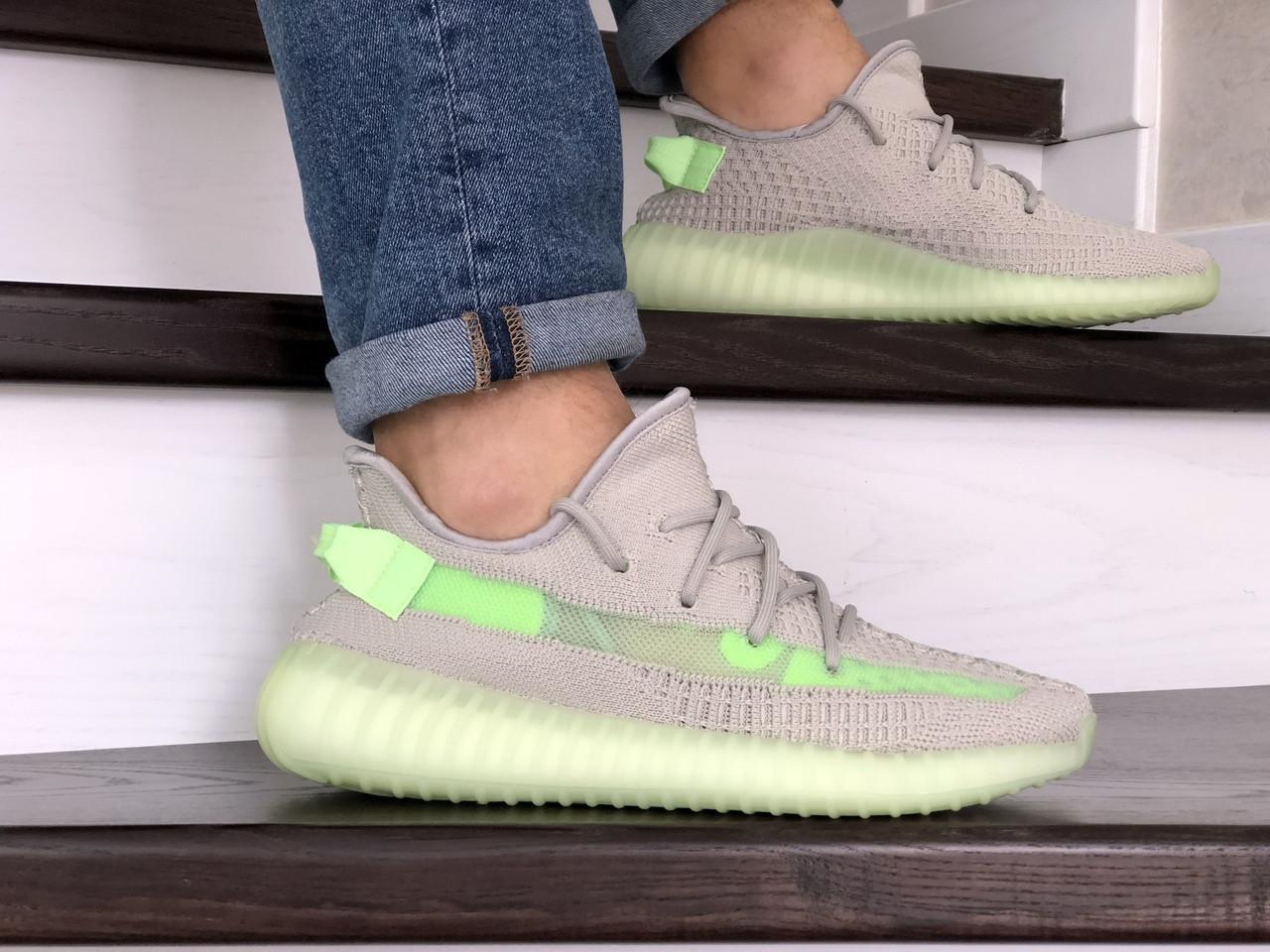 Кросівки чоловічі Adidas x Yeezy Boost ВЕСНА